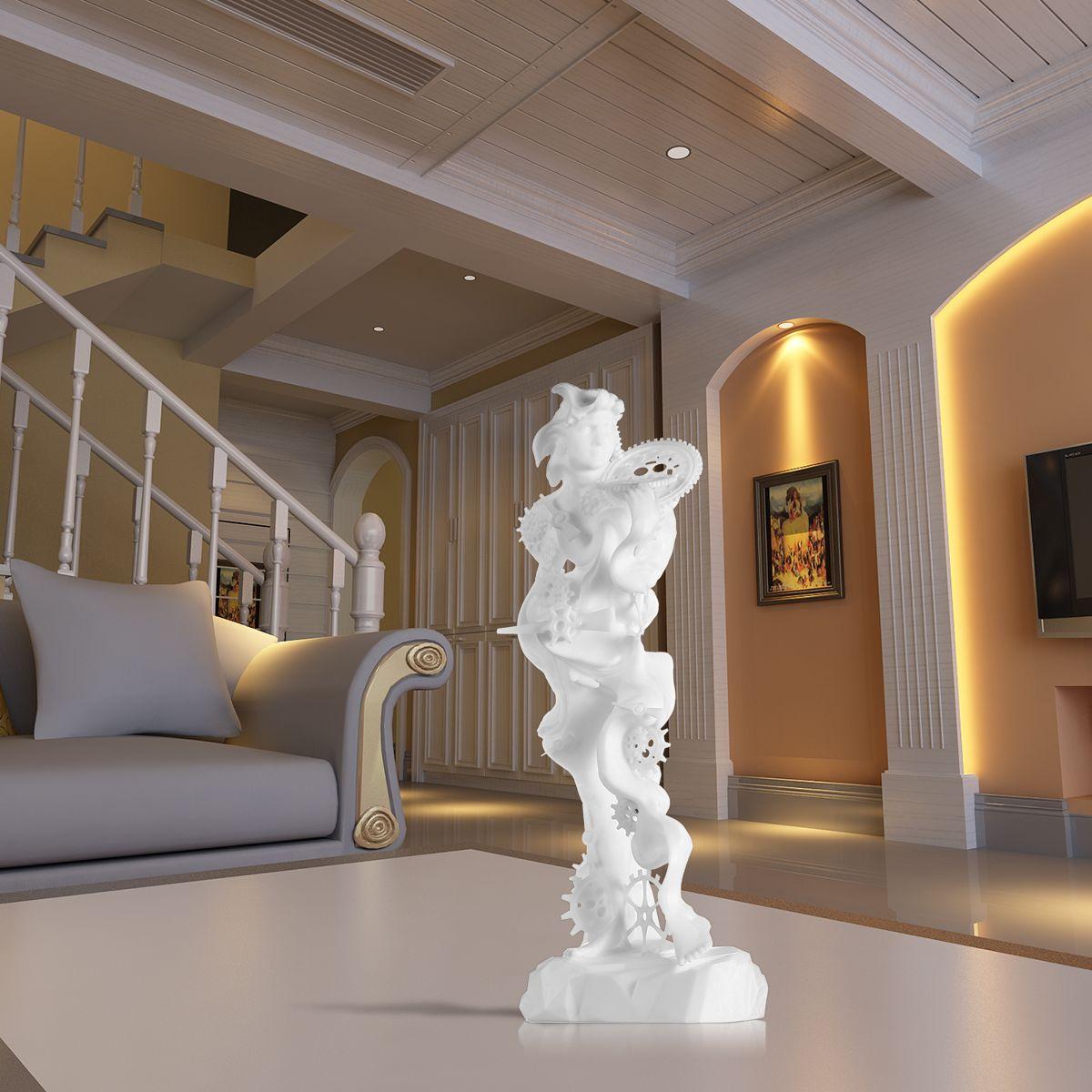Tooarts Tomfeel 3D Gedruckt Skulptur Surrealismus David Statue Folk ...