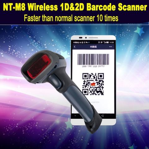 nova 433hmz m8 2d barcode scanner portatil