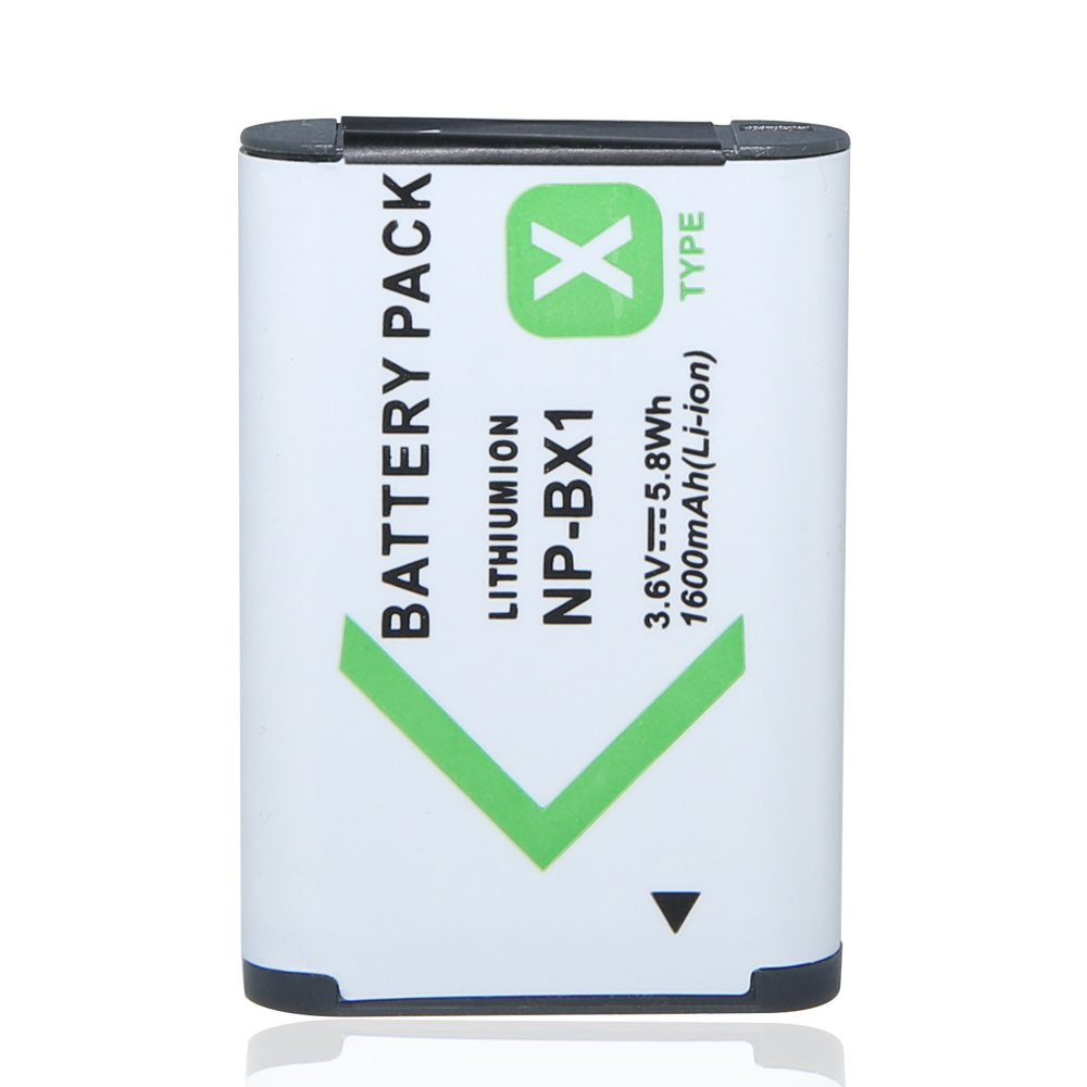 NP-BX1 Battery Pack For SONY Camera DSC-RX100 RX1 HDR-AS15 AS10 HX300 WX300 NPBX1 NP BX1 BC-CSXB Camera Battery NP-BX1 For Sony sony hdr az1vr