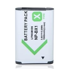 Bateria para Sony Câmera Dsc-rx100 Np-bx1 Hdr-as15 RX1 As10 Hx300 Wx300 BX1 Npbx1 NP Bc-csxb