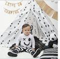 0-24 Месяц Baby Boy Комплект Одежды Прекрасный Белый Длинный Рукав Рубашки + Брюки Новорожденных Детская Одежда Бесплатная Доставка