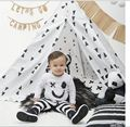 0-24 Month Baby Boy Clothing Set Lovely White Long Sleeve Shirt + Pant Newborn Baby Wear Free Shipping