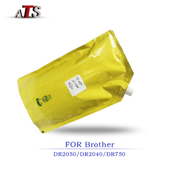 1000G Photocopier fitting Toner Powder compatible For Brother DR2050 DR2040 DR750 copier parts Photocopy machine