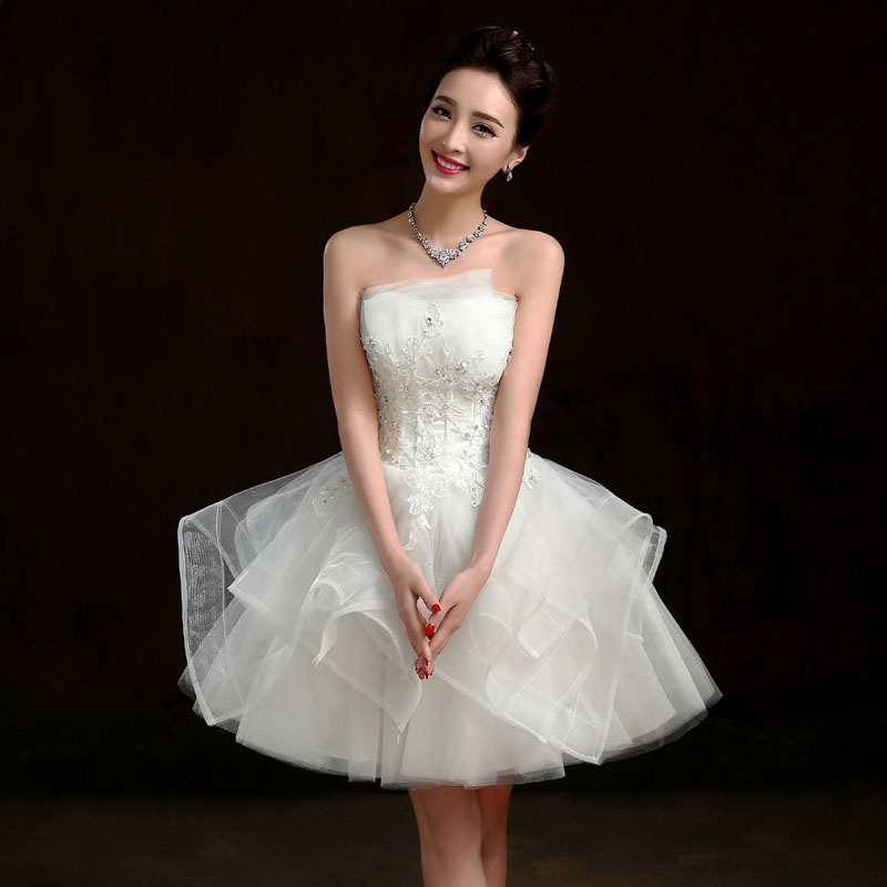 AC391 Rustic Wedding Dresses Bridal Wedding Party Ball
