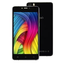 IPRO ACRO A58 Ultra-mince Mobile Téléphone 5.0 pouces MTK6582 2G RAM 16G ROM 13MP Caméra GSM/WCDMA 2100 mAh Celular Smartphone Double SIM