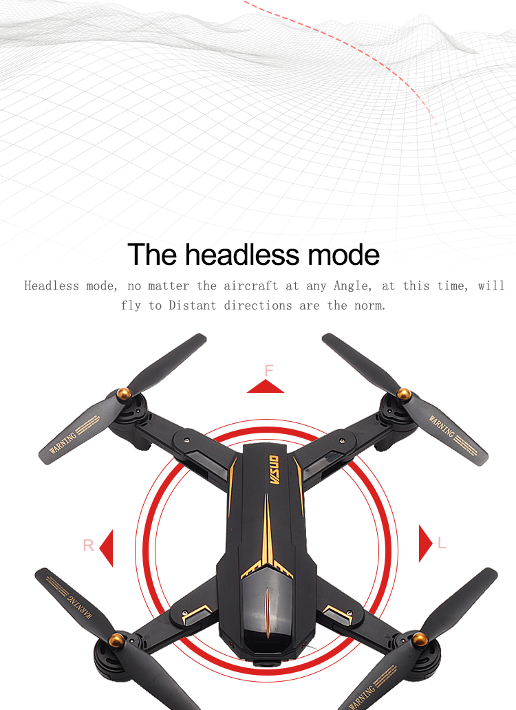 VISUO XS812 GPS RC Drone with 2MP HD Camera 5G WIFI FPV Altitude Hold One Key Return RC Quadcopter Helicopter VS 809 XS809S E58 12