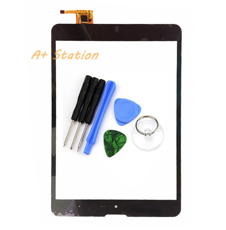 New touch screen panel Digitizer Glass Sensor 300-L4541J-C00 replacement For 7.85 Texet NaviPad TM-7858 3G TABLET Free Shipping new touch screen digitizer 7 texet tm 7096 x pad navi 7 3 3g tablet touch panel glass sensor replacement free shipping