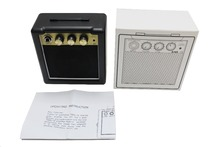 RMS-10 3W Portable High Quality Mini Guitar Amplifier/Speaker 9V Battery power