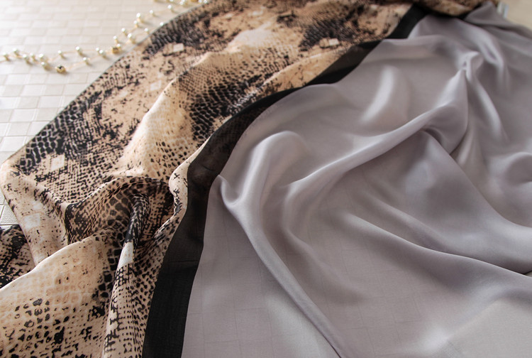 Silky Smooth Leopard Scarf | Lightweight Scarves
