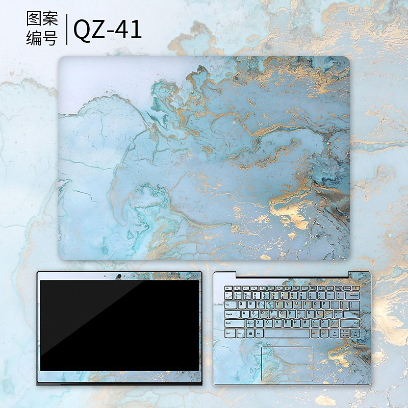 2019 Marble Grain Laptop Skin Stickers for <font><b>Dell</b></font> G3 G5 G7 Vinyl Decal Notebook Sticker for <font><b>Dell</b></font> 3579 <font><b>3590</b></font> 7590 15.6