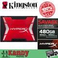 Kingston hyperx salvaje ssd 500 gb hdd 480 gb sata disco duro externo disco duro externo portátil ordenador portátil sólido disco de estado