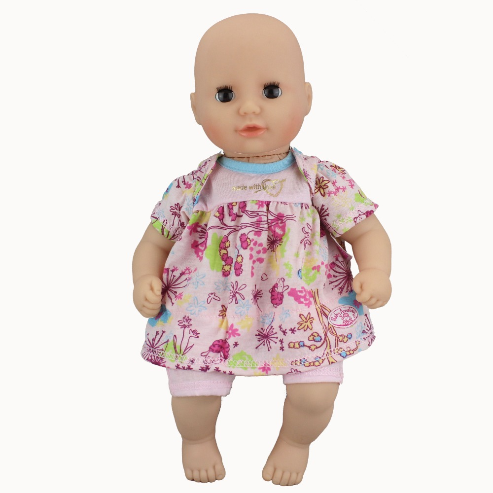 Outfit Wear for 36cm Zapf Baby Annabell Doll 14 Inch Dolls ...