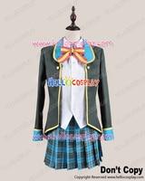 Good Job GJ Club Cosplay Mao Amatsuka School Girl Uniform Costume H008