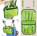 Envío libre Nuevo diseño de Marca bolsos de viaje del bebé pañales de bebé bolsas de pañales para mamá Bebe cochecito organizador bolsas de maternidad