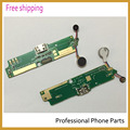 Original For ZOPO C7 ZP990 dock connector usb charging port flex cable with Vibrator motor Repair Parts Replacement