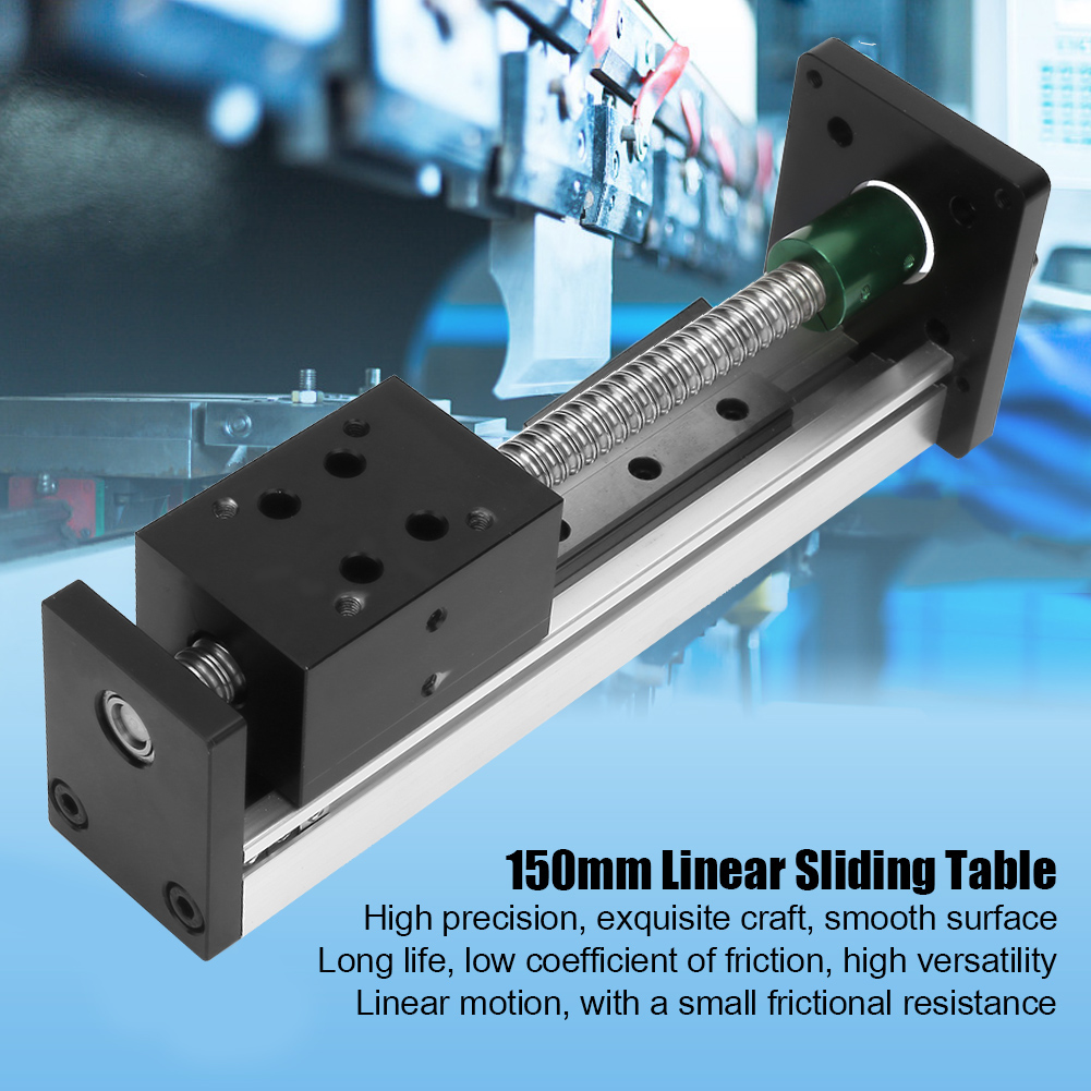 High Precision Linear Guide Slide Table Ball Screw Motion Rail