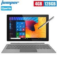 Новый джемпер EZpad Go 2 в 1 планшет 11,6 дюймов Windows 10 Apollo Lake N3450 четырехъядерный процессор 4 Гб 128 ГБ 2.0MP фронтальная камера Tabet PC