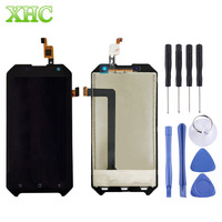 Replacement Blackview BV6000 LCD display + touch screen digitizer assembly for Blackview BV6000 Mobile Phones Spare Parts