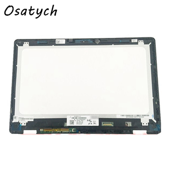 New 15.6inch for Dell Inspiron15 7558 7568 LCD Touch Digitizer Assembly with Frame 1920*1080