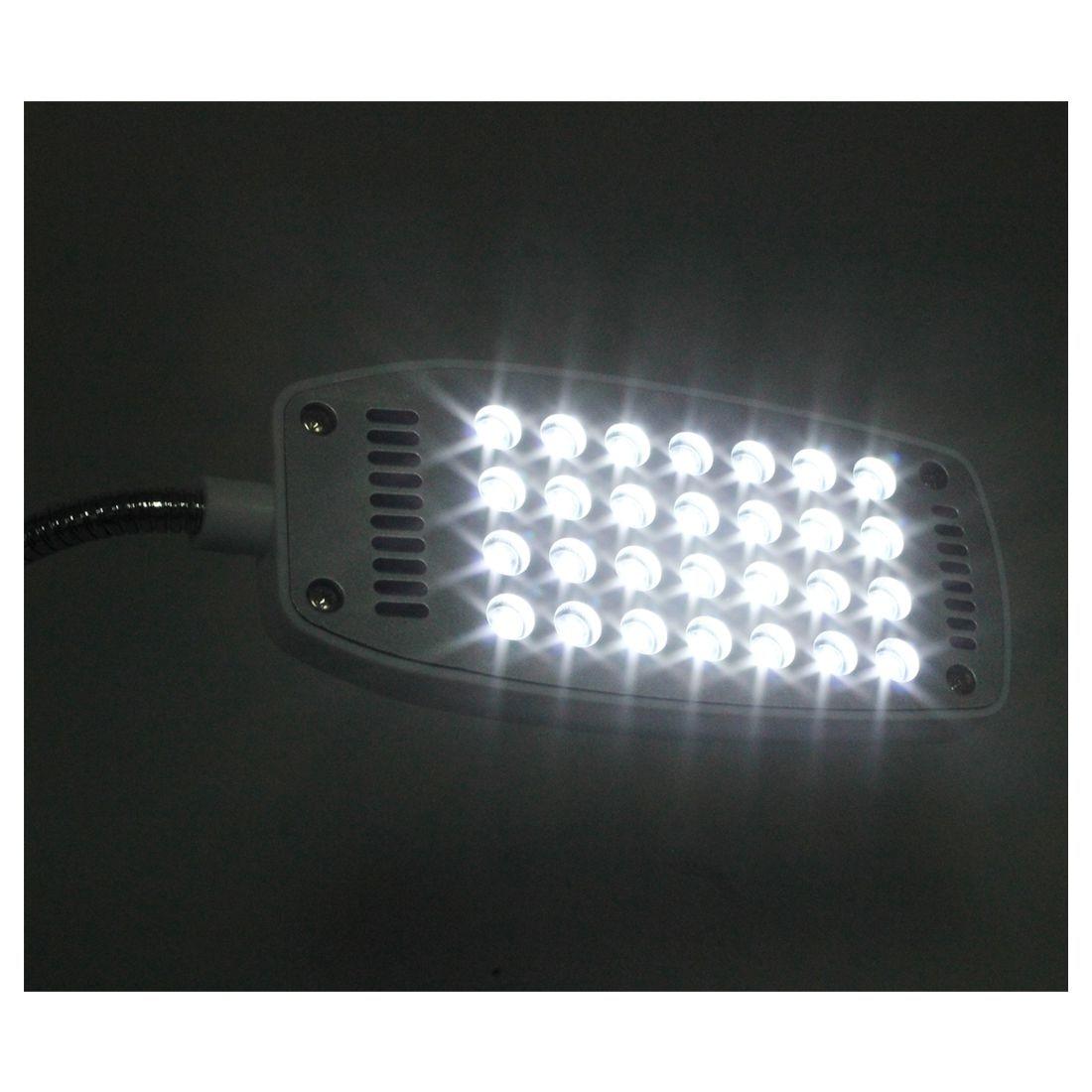 1pcs white Bright 28 LED USB Mini Light Flexible Computer Lamp Laptop PC Desk Reading pink