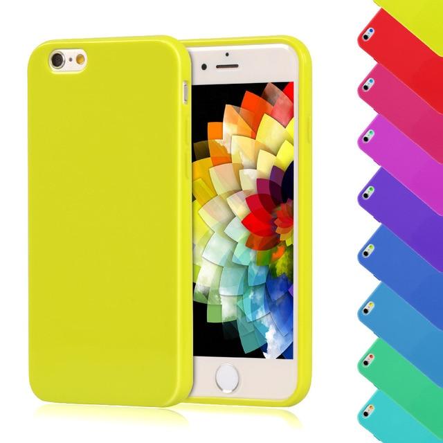 Для iPhone 4S Case Силиконовые Милый Candy Гель ТПУ Soft Case For iPhone 4 Case Резина Задняя Крышка Для Apple iPhone4 Телефон Сумка Делам