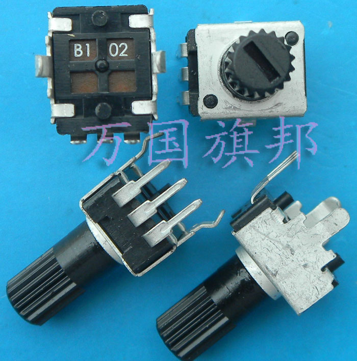 Delivery.R0902N Free 09 Type 0932 Adjustable Potentiometer B1K 1K B102 European Vertical