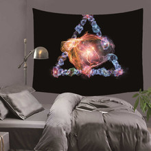 Beautiful starry geometry wall hanging tapestry mandala bohobohemian mandalas psychedelic robotech tapisserie  Dh0023