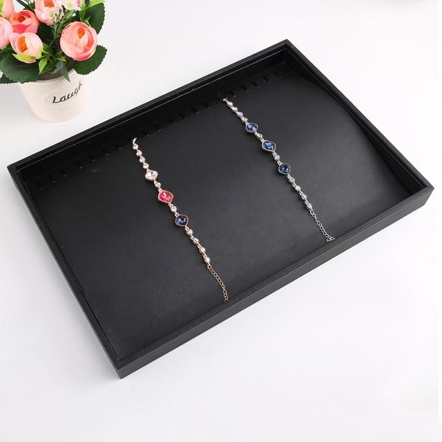 Aliexpresscom Buy Elegant Jewelry Box Soft Black Velvet Jewelry