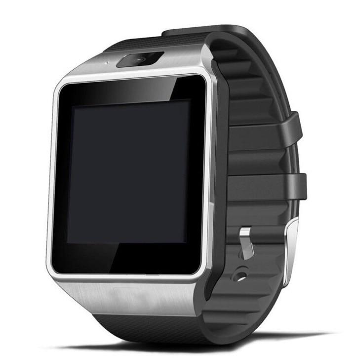 Galleria fotografica Bluetooth Smart Watch in DZ09 <font><b>Smartwatch</b></font> Android Chiamata di Telefono Relogio 2g GSM SIM Carta di TF Della Macchina Fotografica per il iphone Samsung HUAWEI PK GT08 A1