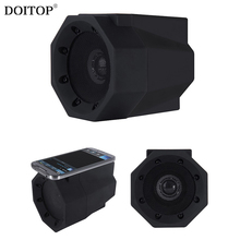 DOITOP Smart Induction Resonance Speaker Wireless Connect Subwoofer HIFI Bass Outdoor Sound Touch Stereo Music Loudspeaker A3