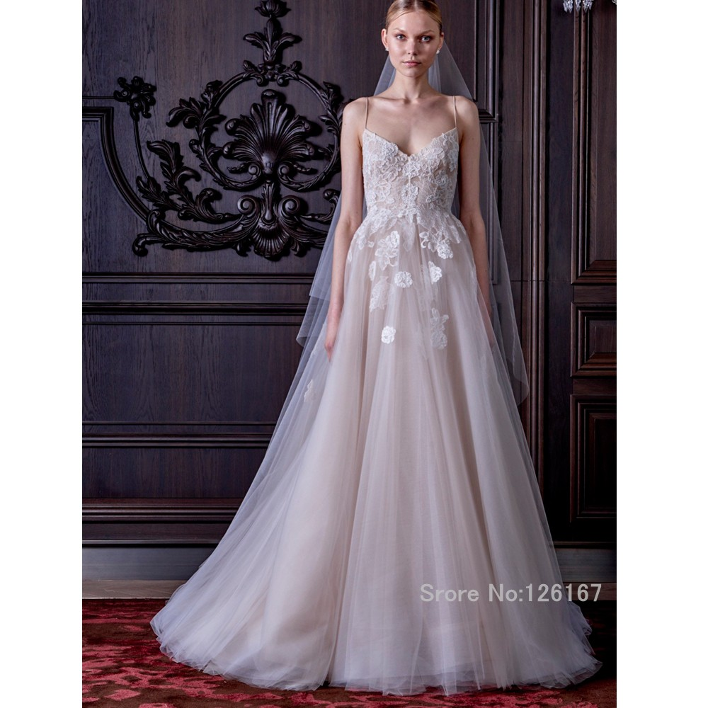 Compare Prices on Sexy Low Cut Wedding Dresses- Online Shopping ...