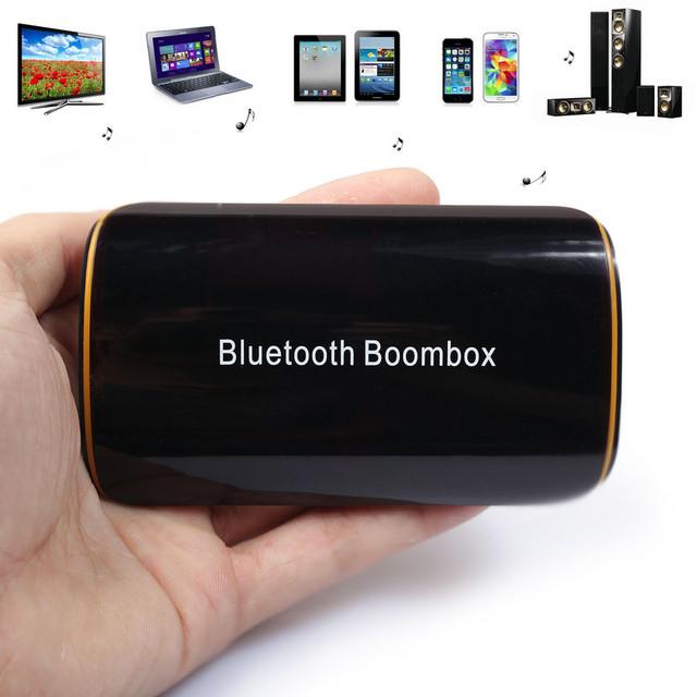 1 PC Adaptador Bluetooth 4.1 A2DP Receptor de Áudio Sem Fio para Casa Sistema de Som de Música