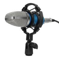Over Microphone Kit Shock Mount Recording Broadcasting Online Chatting Singing Condenser Internet Use
