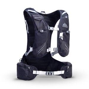 Image 3 - AONIJIE C930 açık hafif sıvı alımı sırt çantası sırt çantası ücretsiz 2L su mesane yürüyüş kamp koşu maraton yarışı