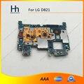 Trabajo abierto original para lg google nexus 5 d821 32 gb placa lógica motherboard con chips envío libre