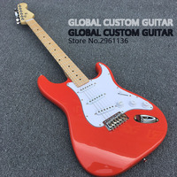 2017 China S Guitar Factory Direct Sale High Quality ST Electric Guitar Wholesale Real Photos Free