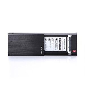 Image 3 - Acasis DT S2 aluminium 2 baies USB3.0 2.5 pouces double disque dur Raid boîtier prise en charge 2 to HDD RAID0/RAID1/JBOD/SPA