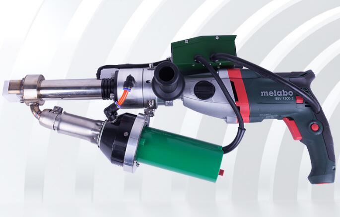 Plastic Extrusion Welding Gun Plastic Extrusion Welder PP PE LST610C  Hand Welding Extruder Hand Extruder