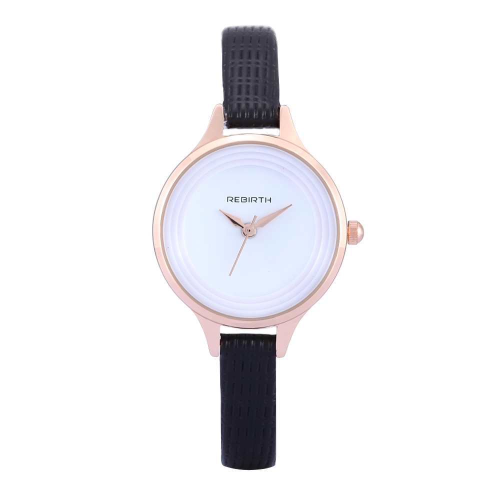 Top Brand Leather Strap Women Watch Luxury Dress Watches Ladies Fashion Quartz Wristwatches Girls Clock Female