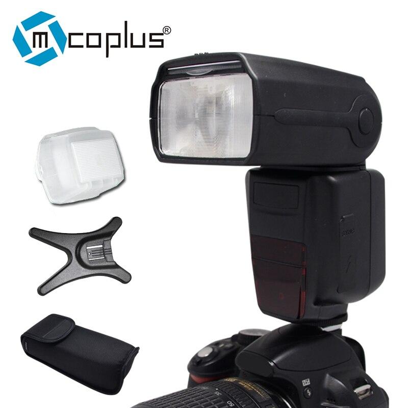 Mcoplus TR-980 TTL Flash Speedlite Pour Nikon SB-900 D7100 D7000 D5100 D5000 D3200 D3100 D3000 D600 D90 D80 Appareil Photo REFLEX