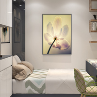 Induction lamp painting Wall Art Canvas Posters Nordic Prints Decorative Picture Modern Home Bedroom Decoration