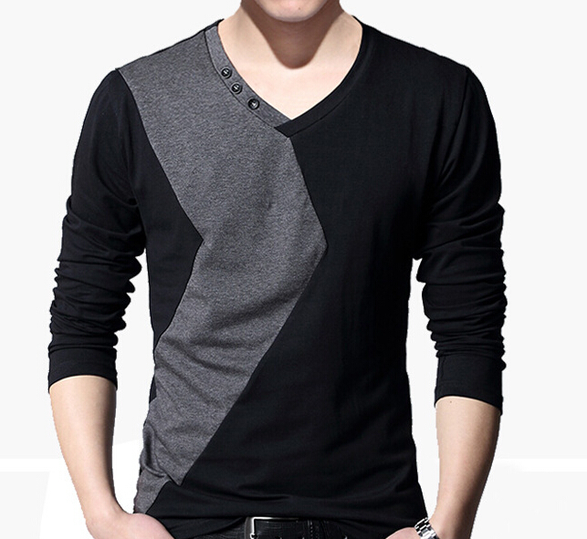 long sleeve t shirts for men online is shirt