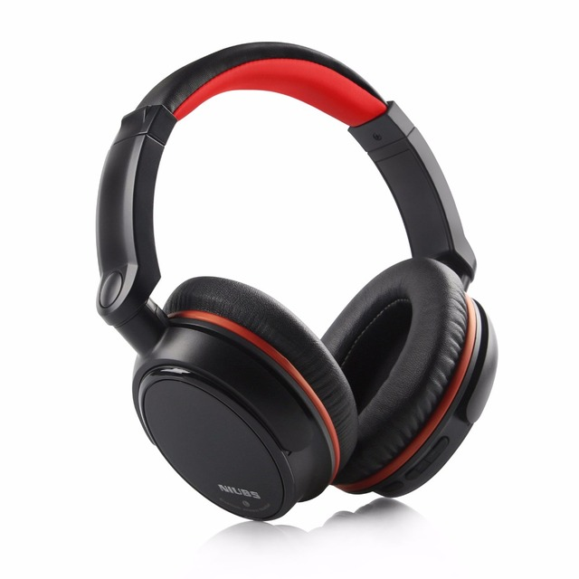 NiUB5-BT6 Wired & Wireless Auriculares Manos Libres Bluetooth para el Teléfono Móvil Portátil Super Bass DJ auriculares auriculares bluetooth