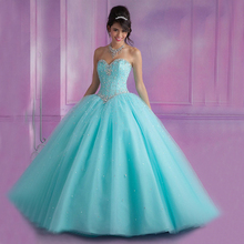 Vnaix Q2006 Luxury Vestido De 15 Anos Debutante Appliques Purple Party Gown Lace Quinceanera Dresses Ball 2015