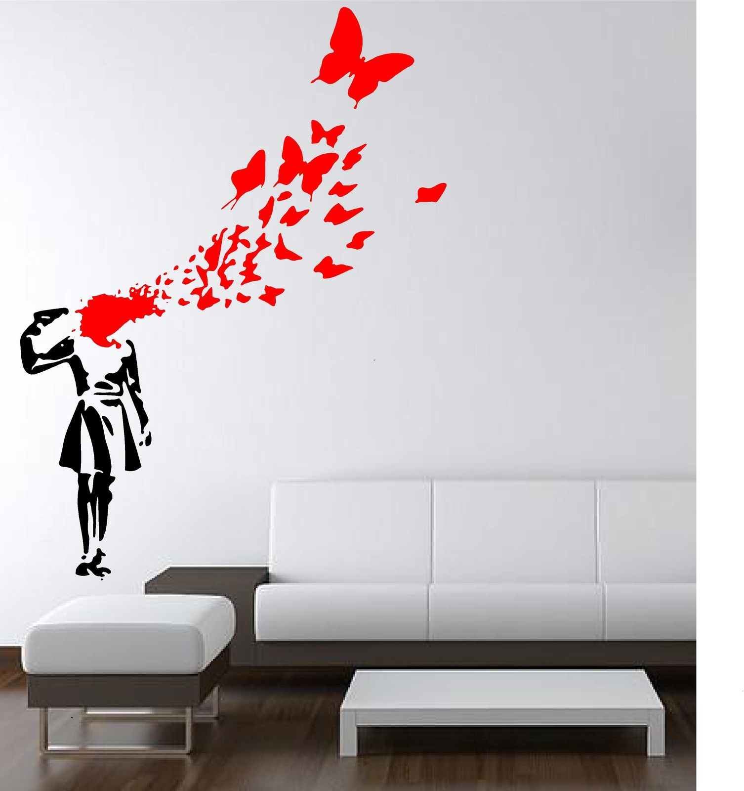 Stencils For Wall Decor : Achetez en gros papillon mur pochoirs ligne ? des