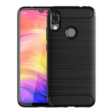 10pcs Phone cases for xiaomi redmi note 7/note 7 pro case silicone carbon fiber Soft tpu cover shockproof euti funda conque tok tok tok tok tok tok tok gershwin with strings page 4 page 7 page 7 page 7