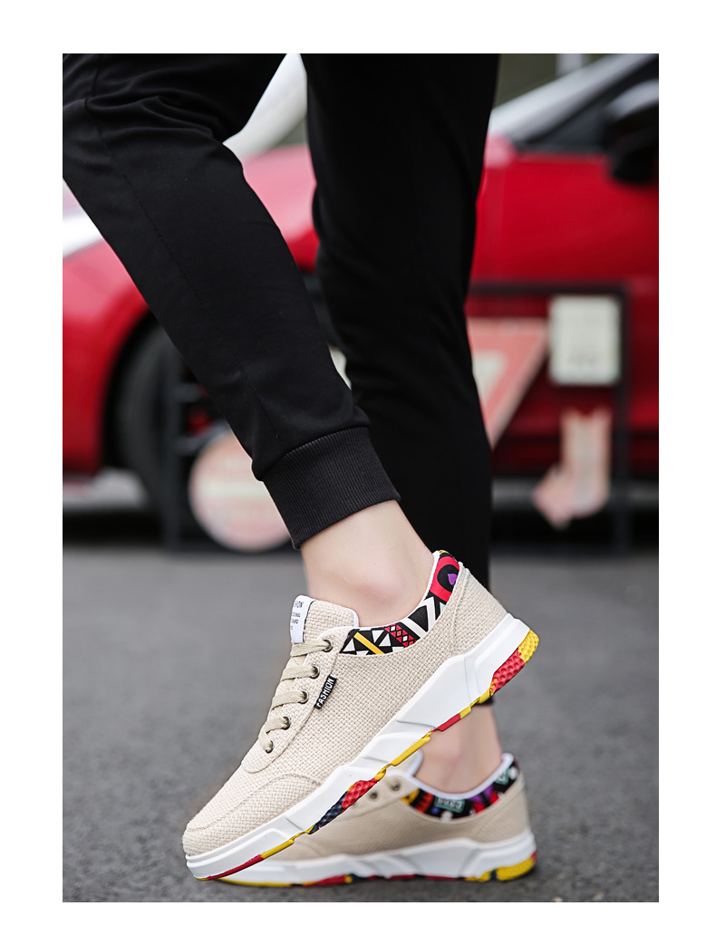 Brand Mens Shoes 2018 Summer Sweat Proof Breathable Quality Flat Shoes Men Fashion Simple European And American Mens Shoes