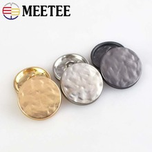 20pcs Men Women Metal Button For Coat Clothes Suit Overcot Sewing Botones Eco-Friendly Fashion Decorative Buttons E4-32