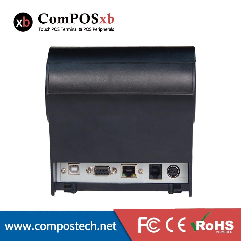 80 мм Термальность принтер pos80250 для retaurant Системы кассовых систем