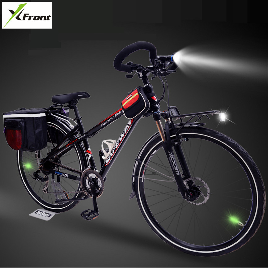 New X-Front Aluminum Alloy Frame Touring Bicycle Outdoor Sport 700CC Wheel Butterfly Bar Dual Disc Brake Bicicleta Bike